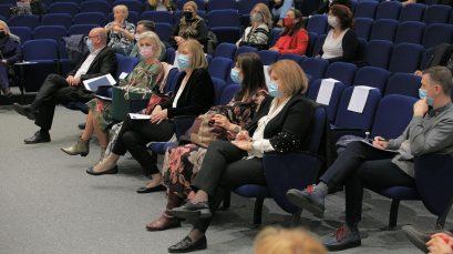 PREDSEDNIK RADOSLAV MARJANOVIĆ: Opština je partner i podrška aktivnostima koje za cilj imaju unapređenje rada prosvetnih radnika i kvalitetnije školovanje dece